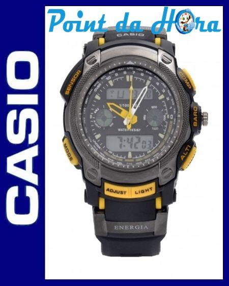 0be745d27e5 Relógio Casio Energia Solar G2929 2014 - Loja virtual point da hora